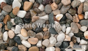 Aqua Mixed Pebbles 20-40mm