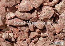 Salmon Pink  Granite 14mm
