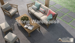Porcelain Paving Tiles - Stormy Skies