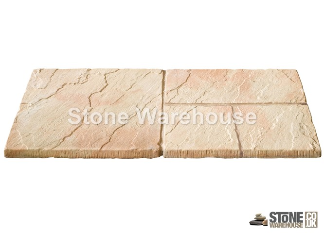 Weathered Apricot Bronte Patio Pack