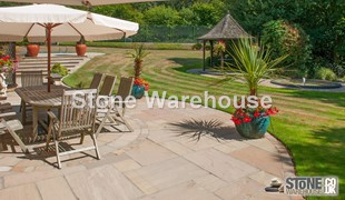 Forest Glen Sandstone Paving