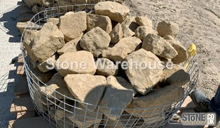 Yorkstone Rockery 100-200mm Half Crate