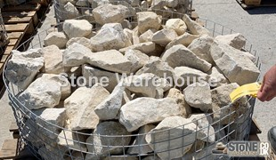 Cotswold Rockery 100-200mm Half Crate