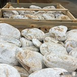 Apricot Marbled Boulders 250mm