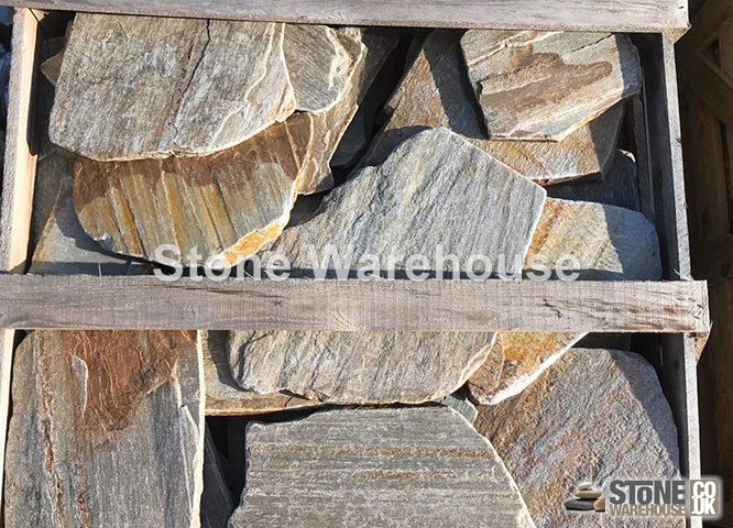 Large Tumbled Sandstone Paddlestones