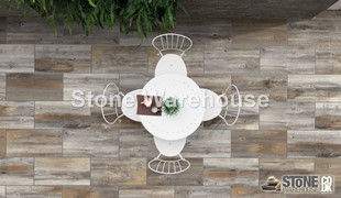 Universal Oak Porcelain Paving