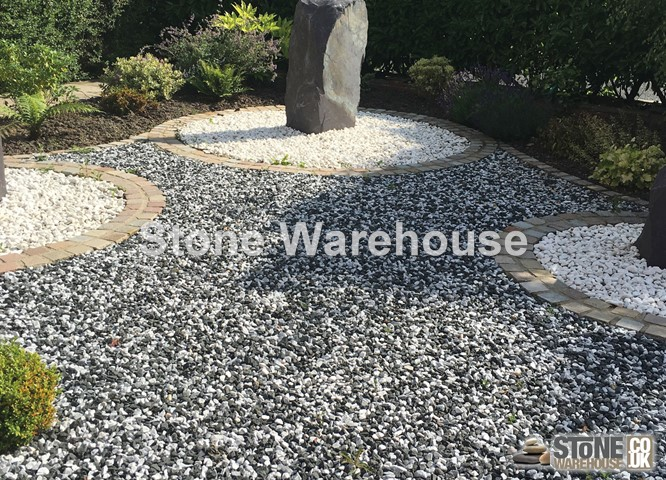 Black Ice® Chippings 14-20mm